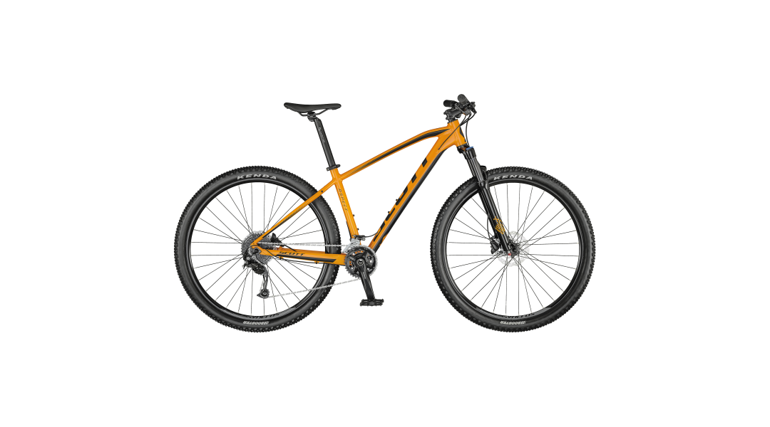SCOTT ASPECT 740 ORANGE