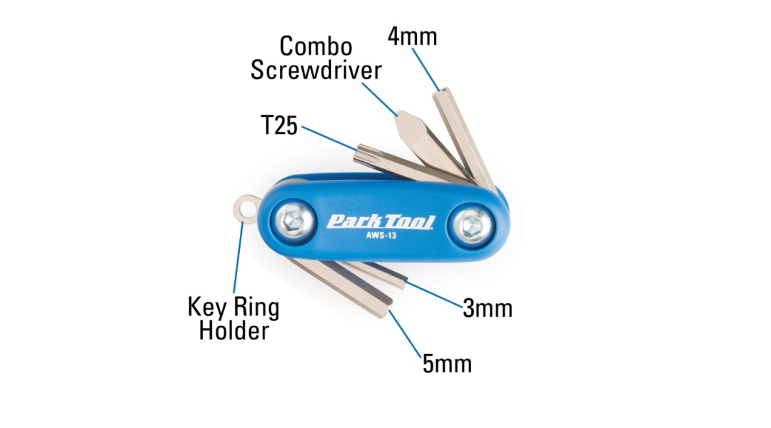 MICRO FOLD-UP HEX WRENCH ...