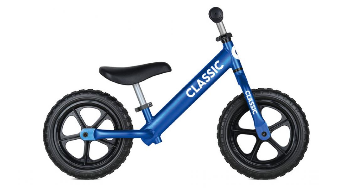 CLASSIC BALANCE BIKE BLUE